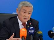 Бердібек Сапарбаев: Бізде бір-ақ ру, бір-ақ жер бар