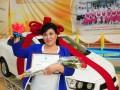 В Алматинской области учителю года подарили автомобиль