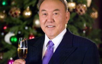 Назарбаевтың шенеуніктермен жаңа жылдық кешті өткізген видеосы жарияланды (видео)