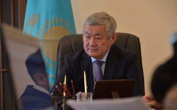 Бердібек Сапарбаев әрбір жаңа үйден жетімдерге баспана беруді тапсырды