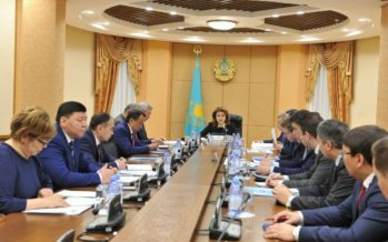 Назарбаева: Ақпараттық қауіпсіздік – ұлт қауіпсіздігін қамтамасыз ету жүйесіндегі басым бағыттардың бірі