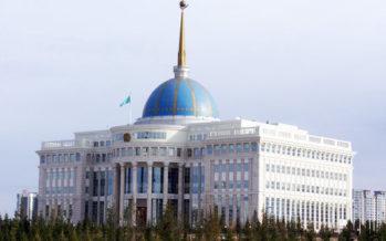 Н. Назарбаев екі министрлікті қайта құрды