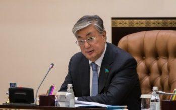 Тоқаев Назарбаевтың үндеуіне байланысты Сенатта сөз сөйледі