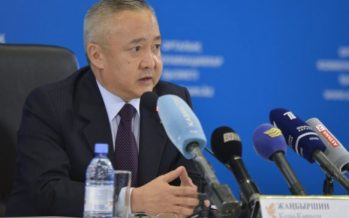 Есеп комитетінің басшысы Қозы-Көрпеш Жаңбыршин қайтыс болды