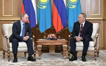 Путин Назарбаевпен кездесуін алғыс айтудан бастады