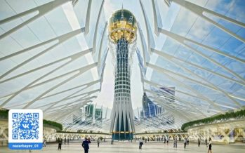 Астана орталығының төбесі жабылуы мүмкін (ФОТО, ВИДЕО)