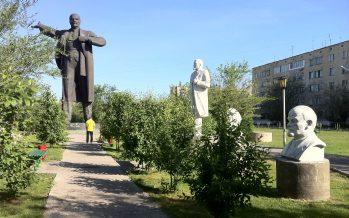 Семейде Абайдан гөрі Лениннің ескерткіштері әлдеқайда көп болып шықты (фото)