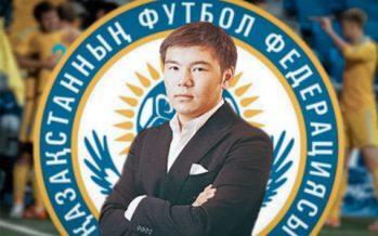 Айсұлтан Назарбаев футбол федерациясының вице-президенті атанды