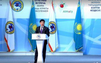 Алматы әкімі қазақтардың еуропалықтарға қарағанда әлдеқайда бай тұратынын айтты