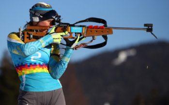 Қазақстандық биатлоншы қыз Универсиададағы екінші алтын медалін жеңіп алды