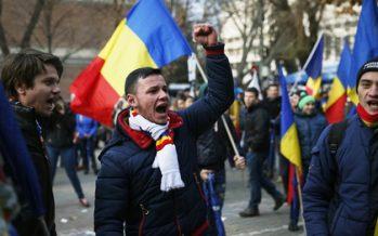 Румынияда жұрттың жаппай қарсылығын тудырған заң жобасы қайта жазылатын болды (ФОТО)