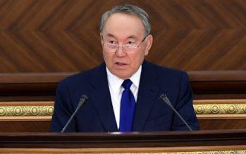 Назарбаев: Біз бүгін тарихи мәселелердің шешімін табу үшін жиналдық