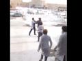Астанадағы емханалардың бірінде медқызметкер мен ер адамның жанжалы видеоға түсірілді
