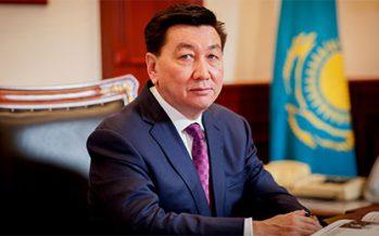 Маңғыстау облысының бұрынғы әкімі ИДМ вице-министрі болып тағайындалды
