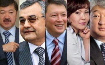 Forbes ең бай қазақстандықтардың тізімін жариялады