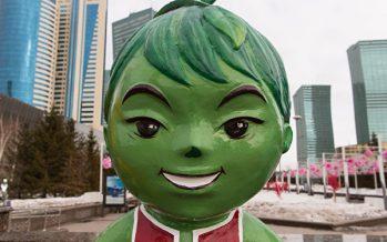 ЭКСПО-ның елді шошытқан маскоттары Астанаға қайта оралды