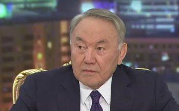 Назарбаев мерзімінен бұрын парламенттік сайлау мәселесіне қатысты жауап берді (видео)