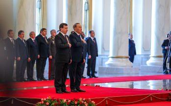 Назарбаев пен Мирзиеев Арал теңізін құтқару бойынша ортақ келісімге келді