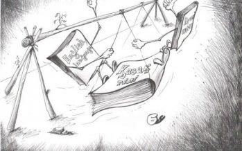ҚАЗАҚ ТІЛІНІҢ ЕСЕБІНЕН БАСҚА ТІЛДЕРДІ ЕНГІЗУ ТОҚТАТЫЛСЫН! Ашық хат