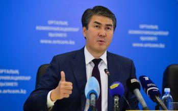 Әсет Исекешев 12 миллион теңгеге жуық премия алады
