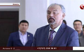 Тұңғышбай Жаманқұлов өз кінәсін толық мойындады (видео)