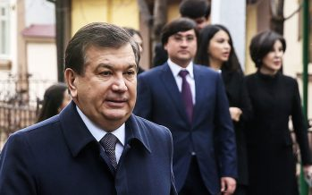 Өзбекстан басшысы Шавкат Мирзияевті Шахановтың күзететіні рас па? (фото)