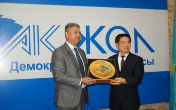 Азат Перуашев принял руководство китайской провинции Фуцзянь