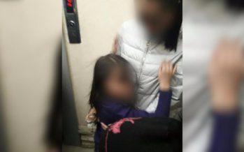 Астанада үзіліп түскен лифттен адамдарды құтқару кезінде түсірілген суреттер жарияланды