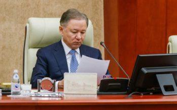 Нығматулин Парламент палаталарының бірлескен отырысын шақыру туралы өкімге қол қойды