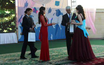 Алматы облысының әкімі «Алтын белгі» иегерлерін марапаттады