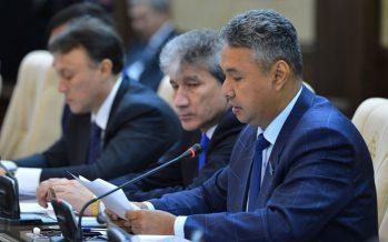 Азат Перуашев: Усилия Правительства должны быть направлены и на сокращение социального разрыва между богатыми и бедными