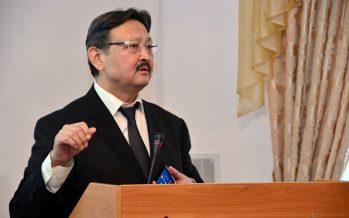 Ерден КАЖЫБЕК: Освободим казахский язык от пут
