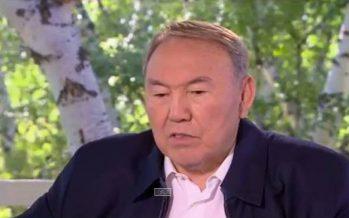 Назарбаев әуежайға өзінің есімі берілгеніне қалай қарайтынын айтты (ВИДЕО)