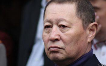 ҰҚК-нің бұрынғы басшысы Нартай Дүтбаевтың ісі сотқа жолданды