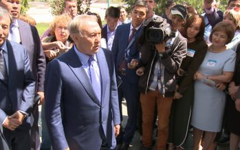 Назарбаев өскемендіктерге үнді хикаясын мысал етті