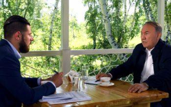 Мемлекет басшысы «Россия 24» телеарнасына сұхбат берді