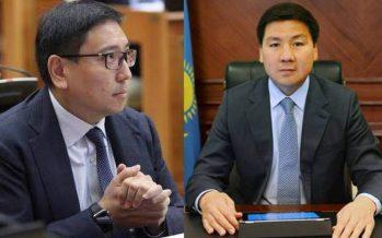 Жұмағалиев пен Досаев Премьер-министрдің орынбасарлары болып тағайындалды