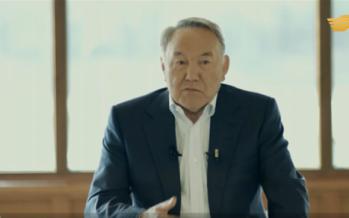 Назарбаев неге ешқайда кеткісі келмейтінін айтты