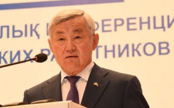 Бердібек Сапарбаев: Егер білім саласында тамыр-таныстық болса, онда біткеніміз