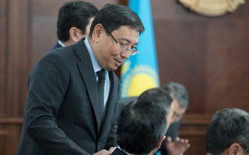 Президент жер дауынан кейін қызметінен кеткен Досаевты үкіметке не үшін қайтарғанын айтты