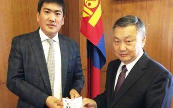 Моңғол президентінің кеңесшісі – қазақ жігіті