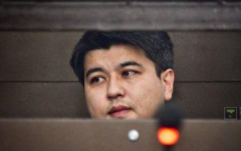 Қуандық Бишімбаев сотқа жеткізілді: Экс-шенеунікті үш бірдей адвокат қорғайды