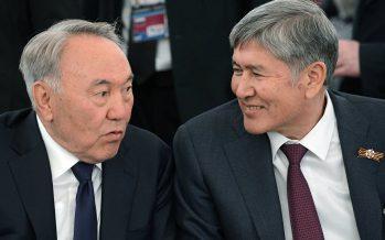 Атамбаев: Назарбаев туралы қызбалықпен айтқаным дұрыс болмады