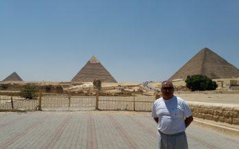 Кенжеболат Жолдыбай: Мысыр, пирамидалар және Сфинкс туралы