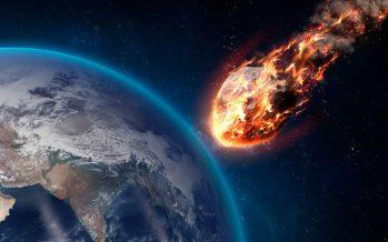 Қазақстан мен Ресей шекарасына екі метеорит құлауы мүмкін – NASA
