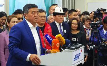 Жээнбеков Назарбаев туралы сұраққа жауап берді (ВИДЕО)