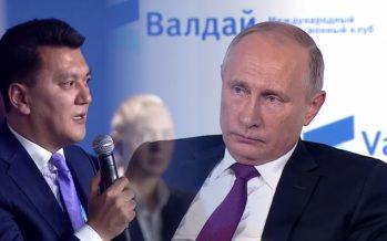 Қаринге жауап берген Путин Қазақстанға алғысын айтты