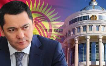 Қырғызстан Бас прокуратурасы Назарбаевпен кездескен Бабановқа қылмыстық іс қозғады
