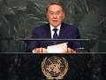 Н. Назарбаев:  Мен айтқаннан кейін  біздің басшылар   қазақша сөйлейді деп сенемін!