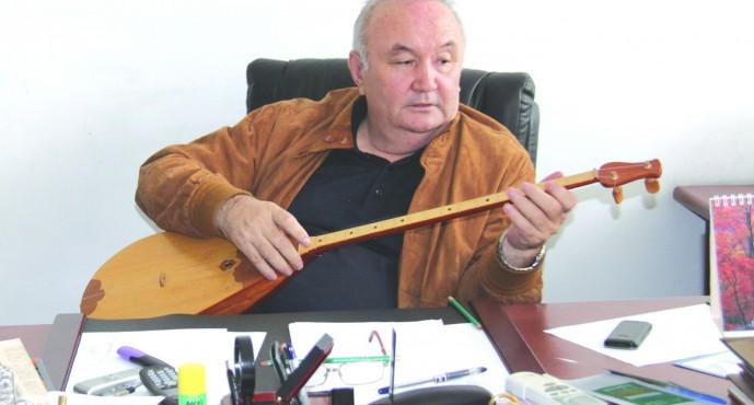 ЕСЕНҒАЛИ РАУШАНОВ. АСПАНҒА КӨШІП КЕТКЕН ЕЛ (МИКРОПОЭМА)